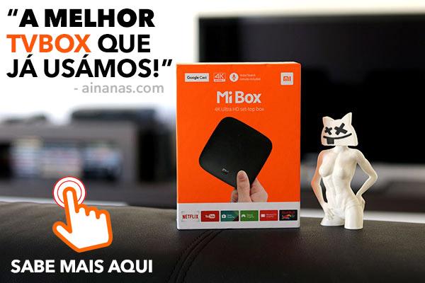 Xiaomi TV BOX - Recomendada!