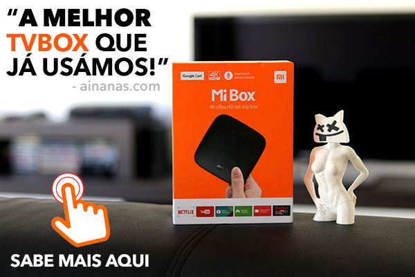 Xiaomi TV BOX - Recomendada!